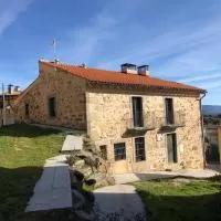 Hotel Casa Rural Fuente la Bolera en santibanez-de-bejar