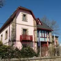 Hotel Posada Villa Rosa en santiurde-de-reinosa