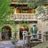 Hotel Palacio de Trasvilla en santiurde-de-toranzo
