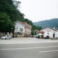Hotel Hotel De Borleña en santiurde-de-toranzo