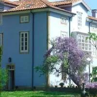 Hotel La Casona Azul en santiurde-de-toranzo