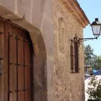 Hotel Casa Santamaría en santiuste-de-pedraza