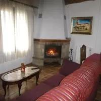Hotel Caballero de Castilla en santiuste-de-san-juan-bautista