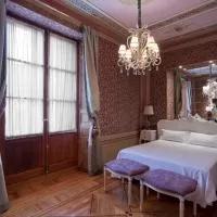 Hotel Posada Real Los Cinco Linajes en santiuste-de-san-juan-bautista