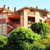 Hotel La Becera en santiz