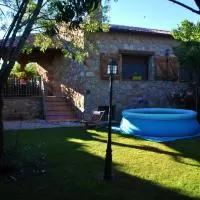 Hotel Casa Rural El Regajo en santo-domingo-de-piron