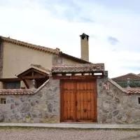 Hotel Casa Rural Abuelo Regino en santo-domingo-de-piron