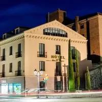 Hotel YIT Mirador de Santa Ana en santo-tome-de-zabarcos