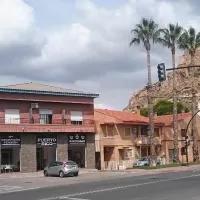 Hotel Pensión Puerto Rico en santomera
