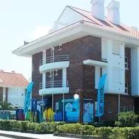 Hotel Watsay Surf House en santona