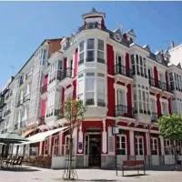 Hotel Alojamiento Buciero en santona
