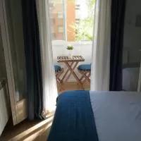 Hotel Hostal Mónaco en santovenia-de-pisuerga