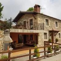 Hotel Casa Rural Juntana en saro