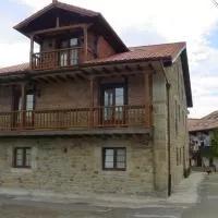 Hotel Las Anjanas de Lloreda en saro