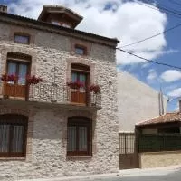 Hotel Casa Rural San Roque en sauquillo-de-cabezas