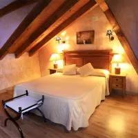 Hotel La Charca Hoces del Duraton en sebulcor