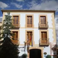 Hotel Hotel Rural Vado del Duratón en sebulcor