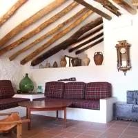 Hotel Casa Rural Bádenas en segura-de-los-banos