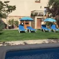 Hotel Hotel Castellote en seno