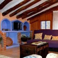 Hotel Casa Rural Manubles en seron-de-nagima
