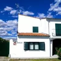 Hotel Casa Rural San Blas en serradilla-del-arroyo