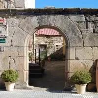 Hotel Casa Rural El Patio Del Arco en sobradillo