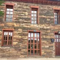 Hotel Casa de piedra en Muga de Alba en tabara