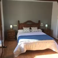 Hotel Hostal Rural La Casa Verde en taliga