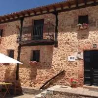 Hotel Casa Rural Las Bardas en talveila