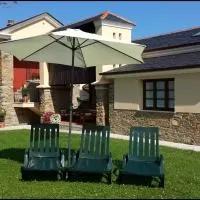 Hotel Apartamentos Rurales Casanova en tapia-de-casariego