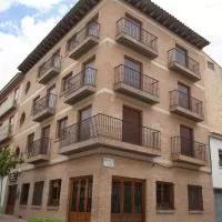 Hotel Hostal Aragon en tauste