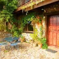 Hotel Jardines del Robledo-Albar en tejeda-y-segoyuela
