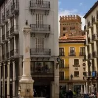Hotel Sercotel Torico Plaza en teruel