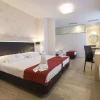 Hotel El Mudayyan en teruel