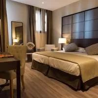 Hotel Palacio Valderrabanos en tolbanos