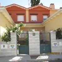 Hotel Casa El Mirador Encinar en tolbanos