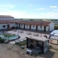 Hotel Hotel Rural Teso de la Encina en topas
