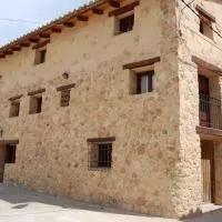 Hotel Casa Antiga en toril-y-masegoso