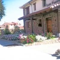 Hotel Hotel Las Fuentes en torrecaballeros