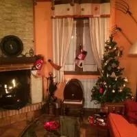 Hotel Casa Rural el Herrero de Pollos en torrecilla-de-la-abadesa