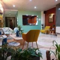 Hotel Hotel Marqués de Santillana en torrelavega