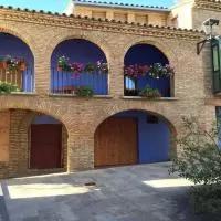 Hotel Casa rural Villahermosa en torrellas