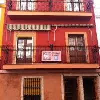 Hotel Hostal Senero en torremejia