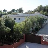 Hotel Residencia la Sierra en totana