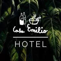 Hotel Casa Emilio en tramacastiel