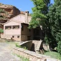 Hotel Casa Rural El Molino en tramacastiel