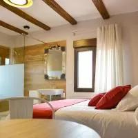 Hotel La casita de El Cuervo en tramacastiel