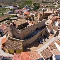Hotel Castillo de Grisel en trasmoz