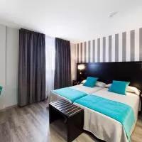 Hotel Hotel Zentral Parque en traspinedo