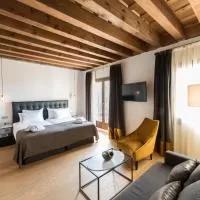 Hotel Eurostars Convento Capuchinos en trescasas